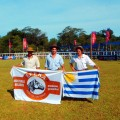 Jineteada en Paraguay