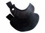 Protector importado cubre vaso lona con anti golpes goma